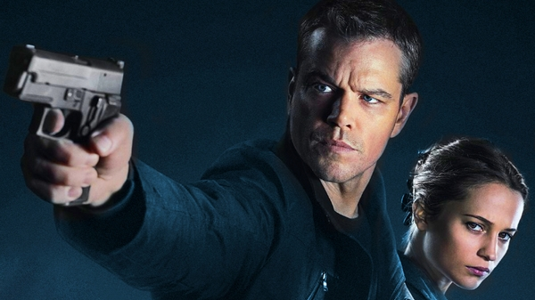 Jason Bourne #1