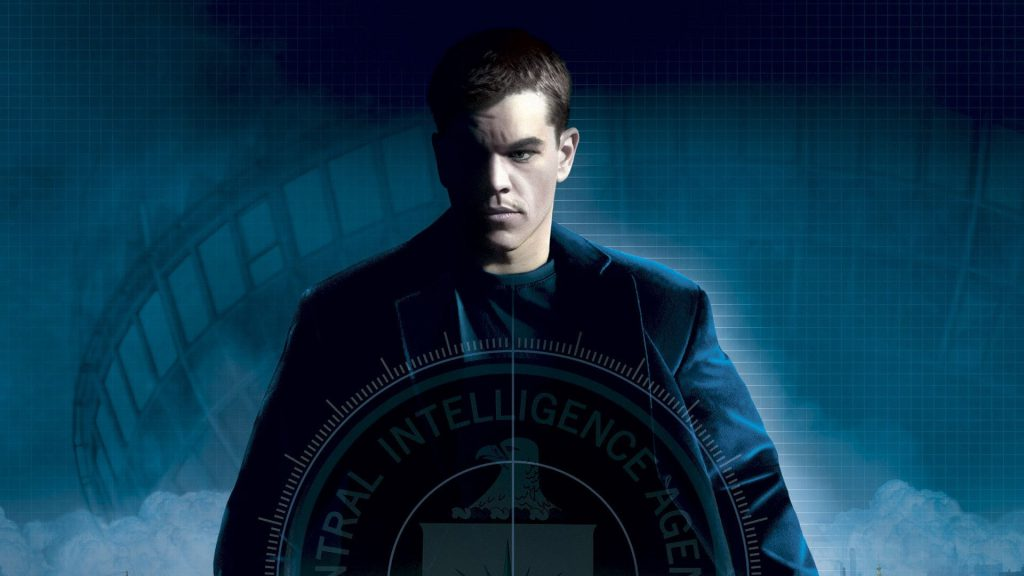 Jason Bourne #2